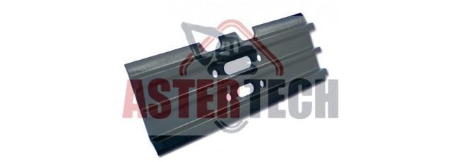 Башмак гусеницы Komatsu PC-200 800мм śruba 18 HT298/800