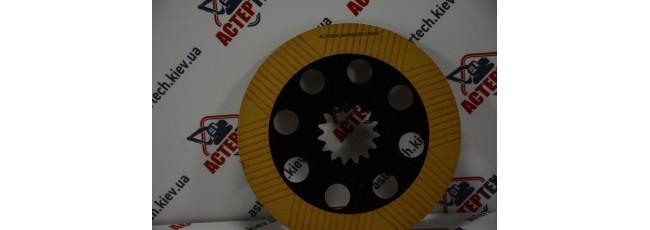 Тормозной диск фрикционный на JCB 3CX, 4CX  458/20353