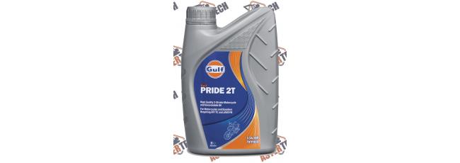 Моторное масло Gulf Pride 2T 1L