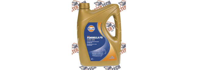 Моторное масло Gulf Formula FS 5W-30 5L