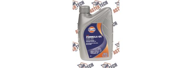 Моторное масло Gulf Formula GX 5W-40 1L