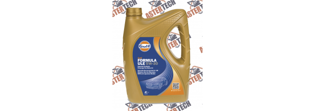 Моторное масло Gulf Formula ULE 5W-30 4L