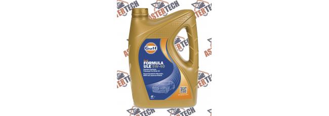 Моторное масло Gulf Formula ULE 5W-40 4L