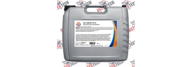 Гидравлическое масло Gulf Harmony HVI 32 20L