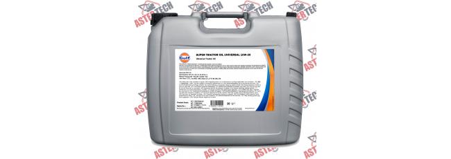 Моторное масло Gulf STOU 10W-30 20L
