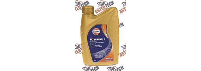 Моторное масло Gulf Ultrasynth X 0W-20 1L