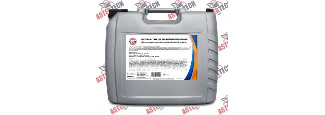 Трансмиссионное масло Gulf UTTF 80W 20L