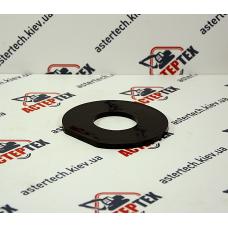 Тефлоновая шайба  50,75х6 mm чорна 819/00137