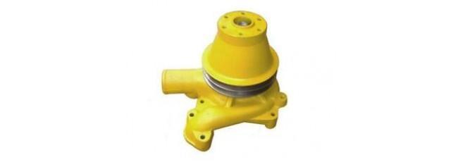 Водяной насос  KOMATSU PC200 WA300 PC150 6D105  6136-61-1102