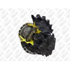 Гидромотор хода c редуктором (401-00023A, K9000395) на гусеничный экскаватор DAEWOO-DOOSAN S255LC-V